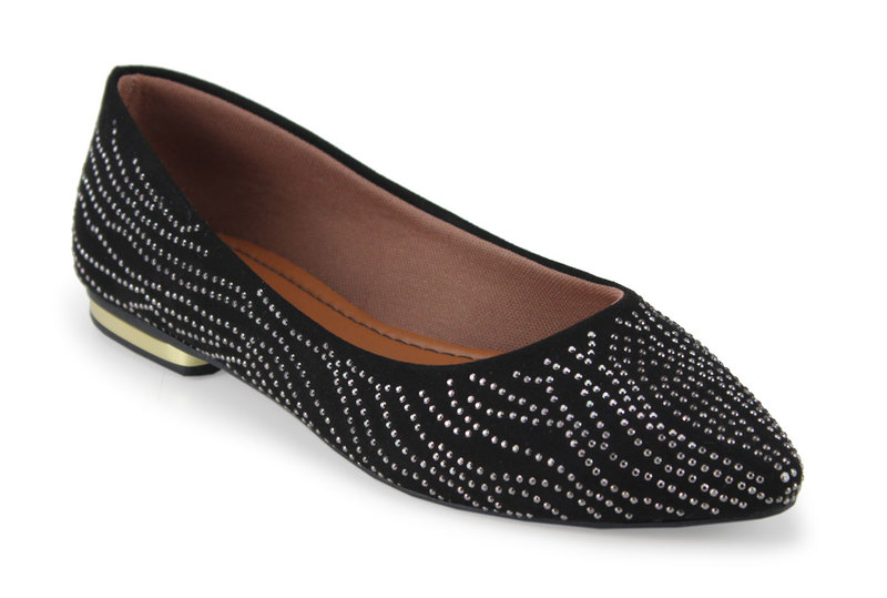1381a2745 Sapatilha Feminina Localô Bico Fino - Dakaca Fashion Shoes