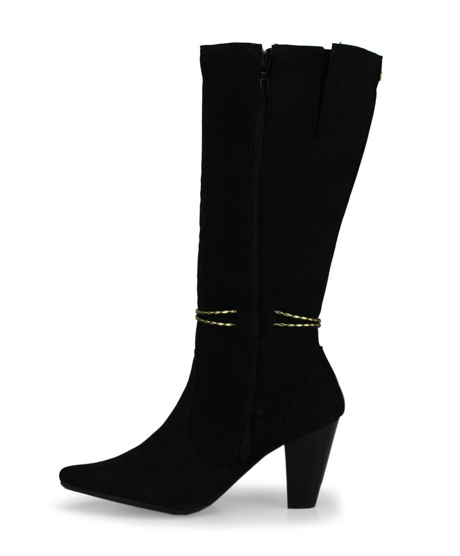 a8282dee286d7 Bota Feminina Cano Alto Localô - Dakaca Fashion Shoes