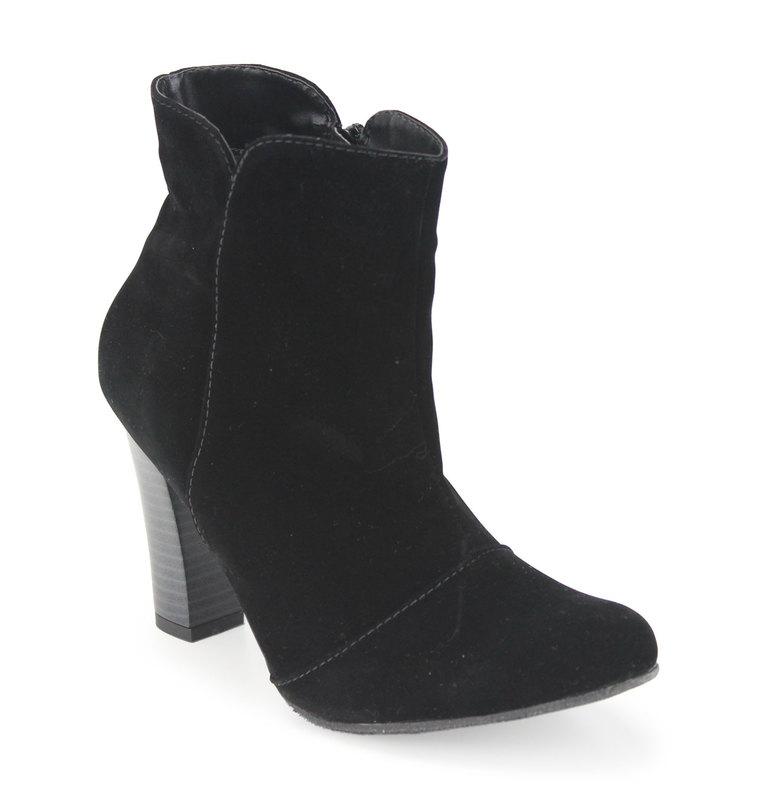 6c5ff3fa5 Bota Feminina Cano Curto CeK - Dakaca Fashion Shoes
