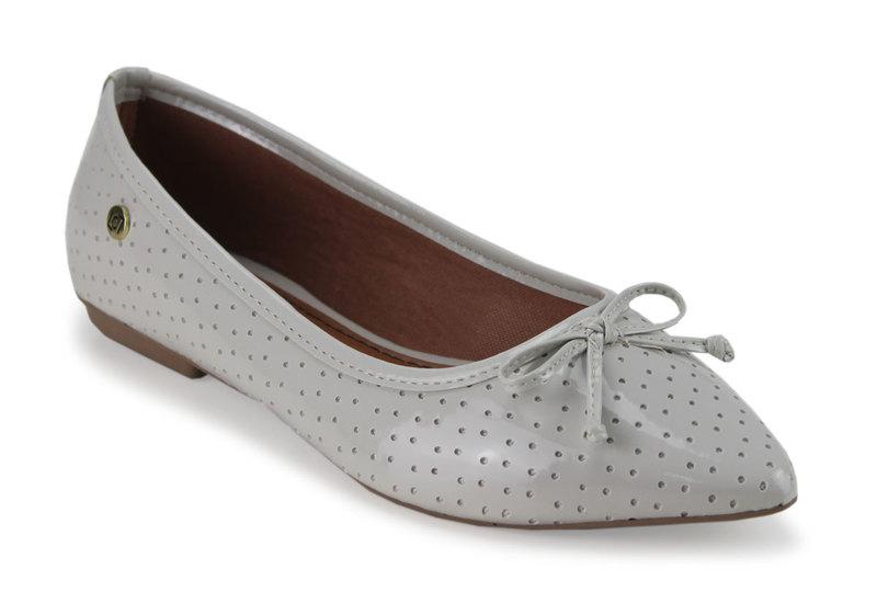 abde60c0a Sapatilha Feminina Bico Fino Sola Sintética - Dakaca Fashion Shoes