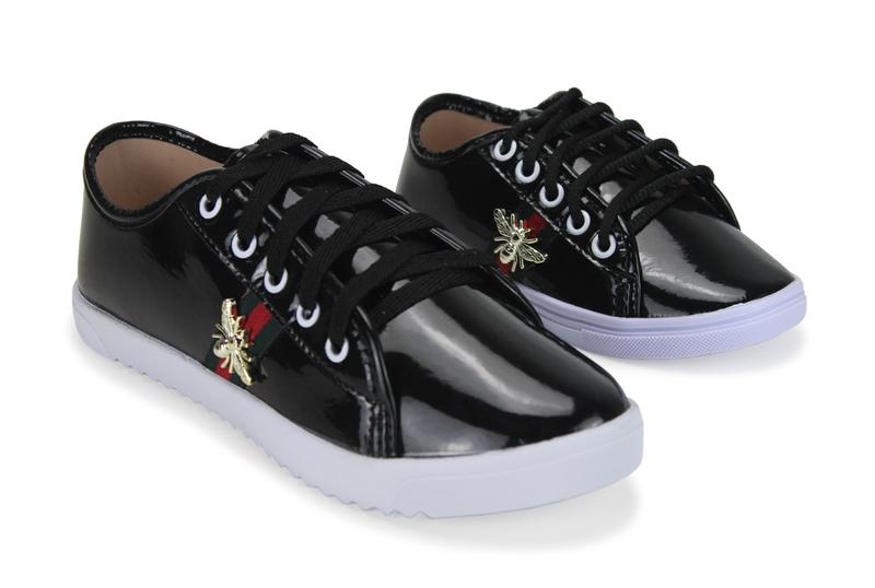 323549359b3 Tênis Feminino Mãe e Filha Sola Emborrachada - Dakaca Fashion Shoes