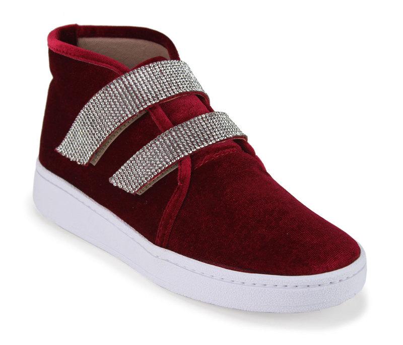 1abb36df6 Tênis Feminino Cano Alto Sola Emborrachada - Dakaca Fashion Shoes